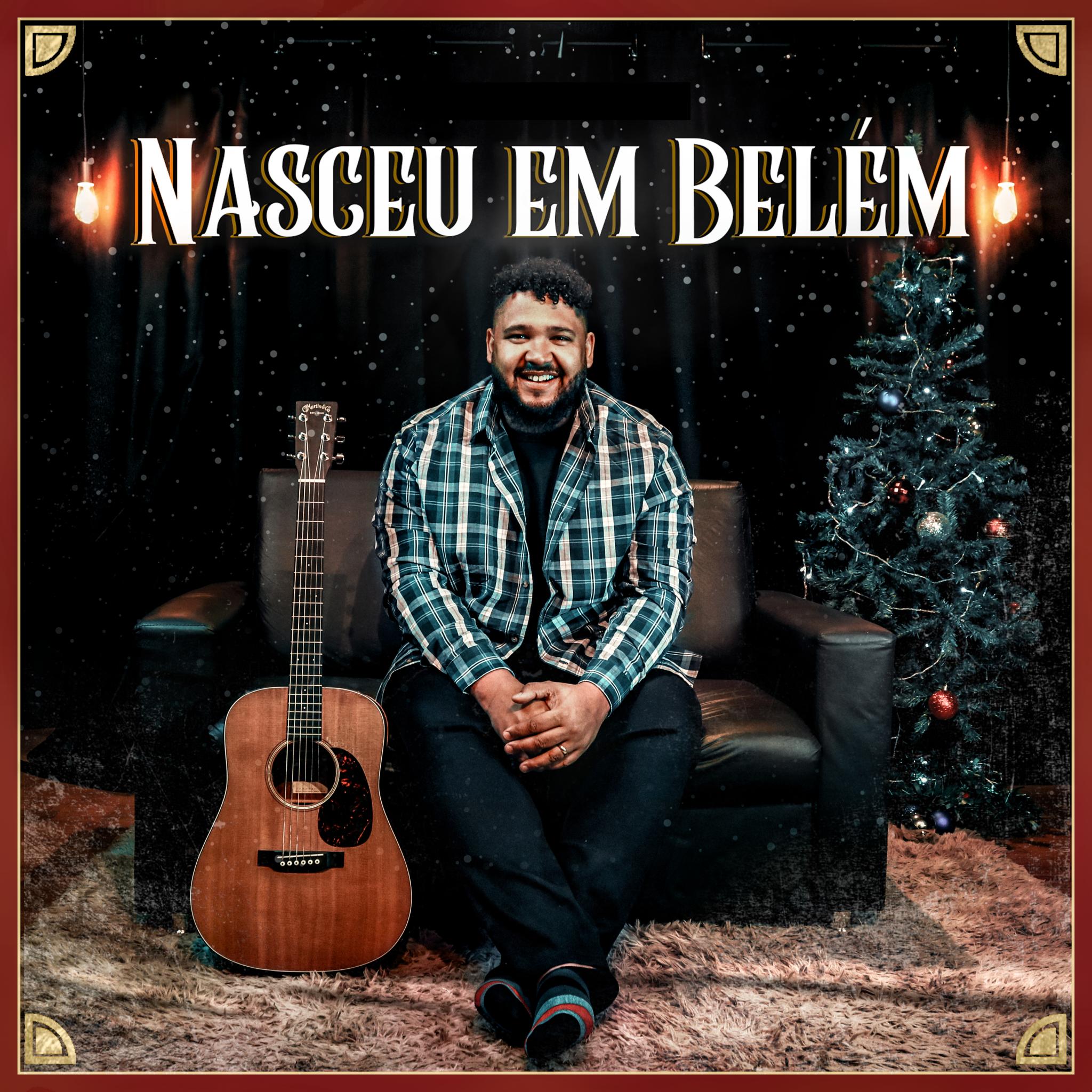 "Israel Salazar disponibiliza a música e o videoclipe de ""Nasceu em Belém"""
