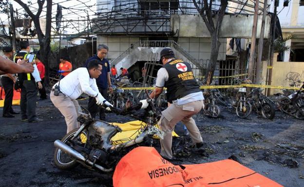 Cristãos são feridos em ataque a igreja na Indonésia no Domingo de Ramos