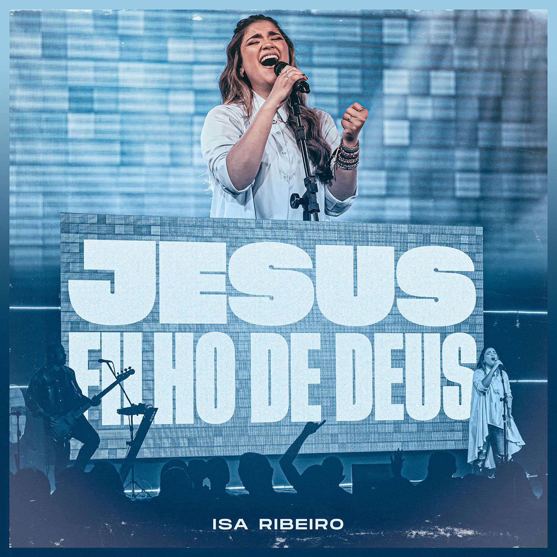 """Isa Ribeiro lança versão de clássico """"Jesus, Filho de Deus"""""""