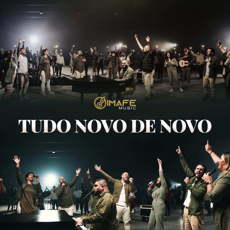 """IMAFE MUSIC ESTREIA NA UMCG COM O LANÇAMENTO DO SINGLE E CLIPE DE """"TUDO NOVO DE NOVO"""""""