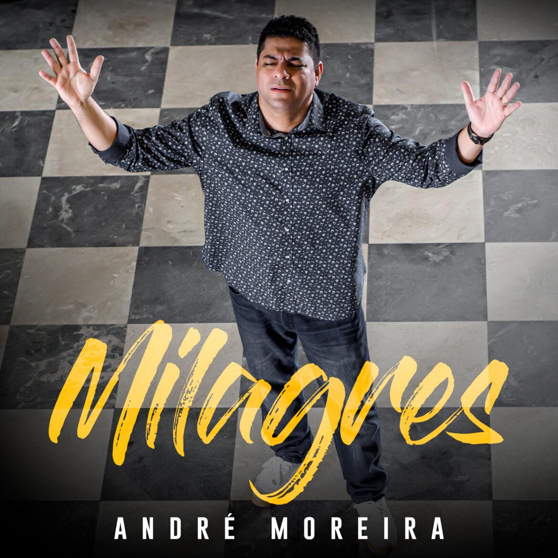 """André Moreira lança single autoral """"Milagres"""" nas plataformas digitais"""
