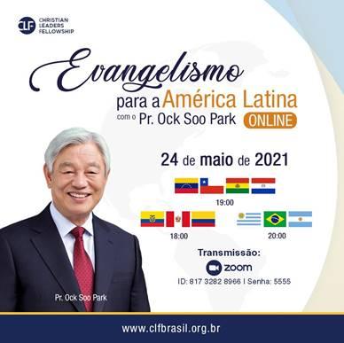 Missão Boa Notícia promove a segunda edição do evangelismo on-line para a América Latina