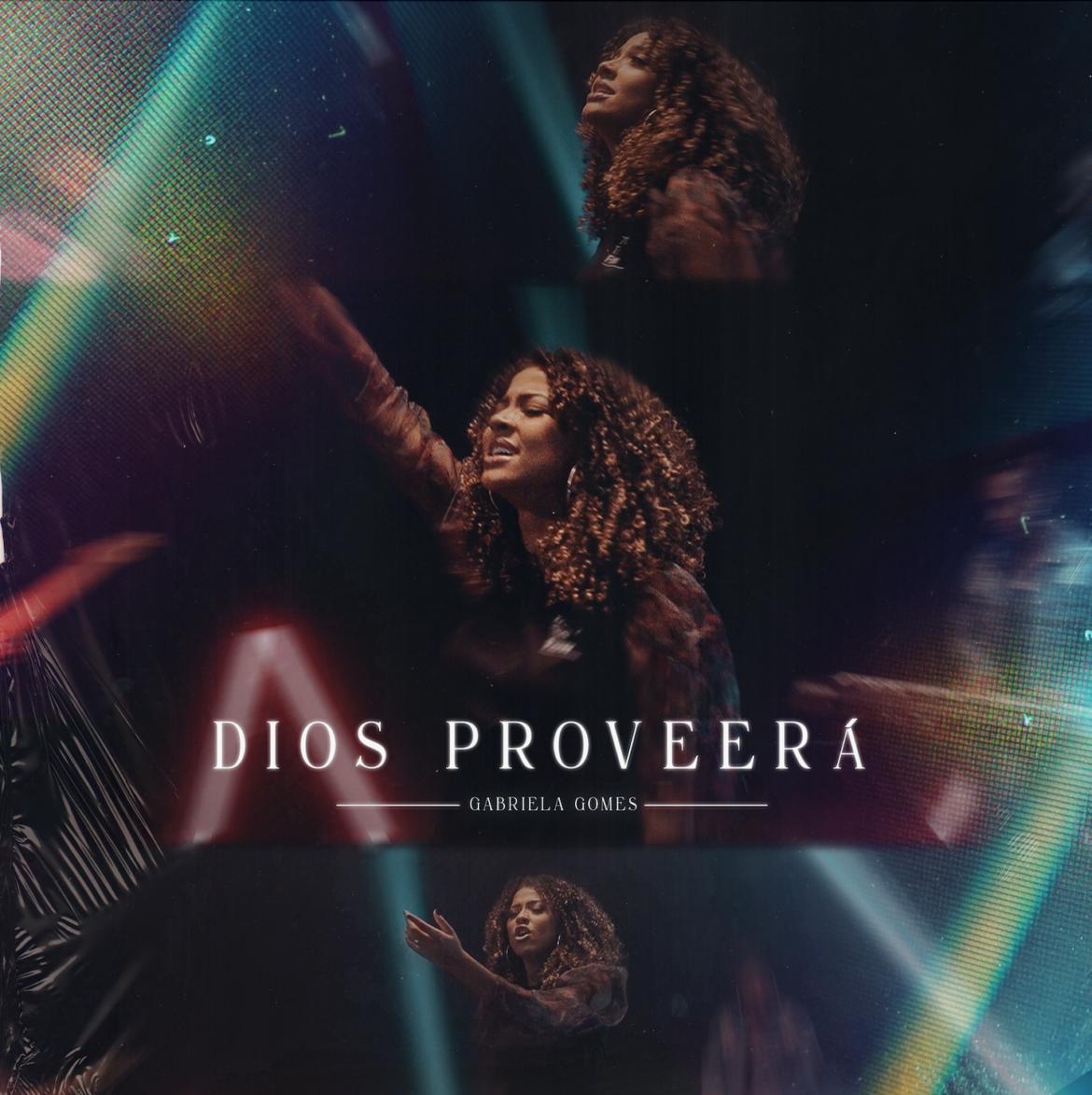 """Gabriela Gomes apresenta o vídeo de """"Dios Proveerá"""" em seu canal no YouTube"""