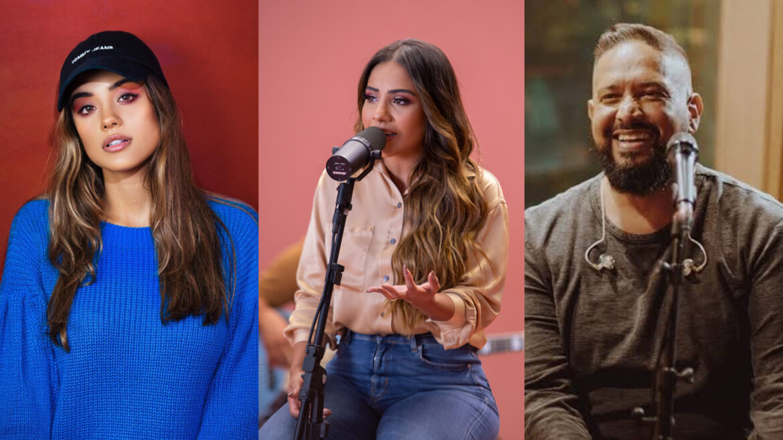 Isadora Pompeo, Gabriela Rocha e Fernandinho promove live beneficente em parceria com a Gazin e Apae