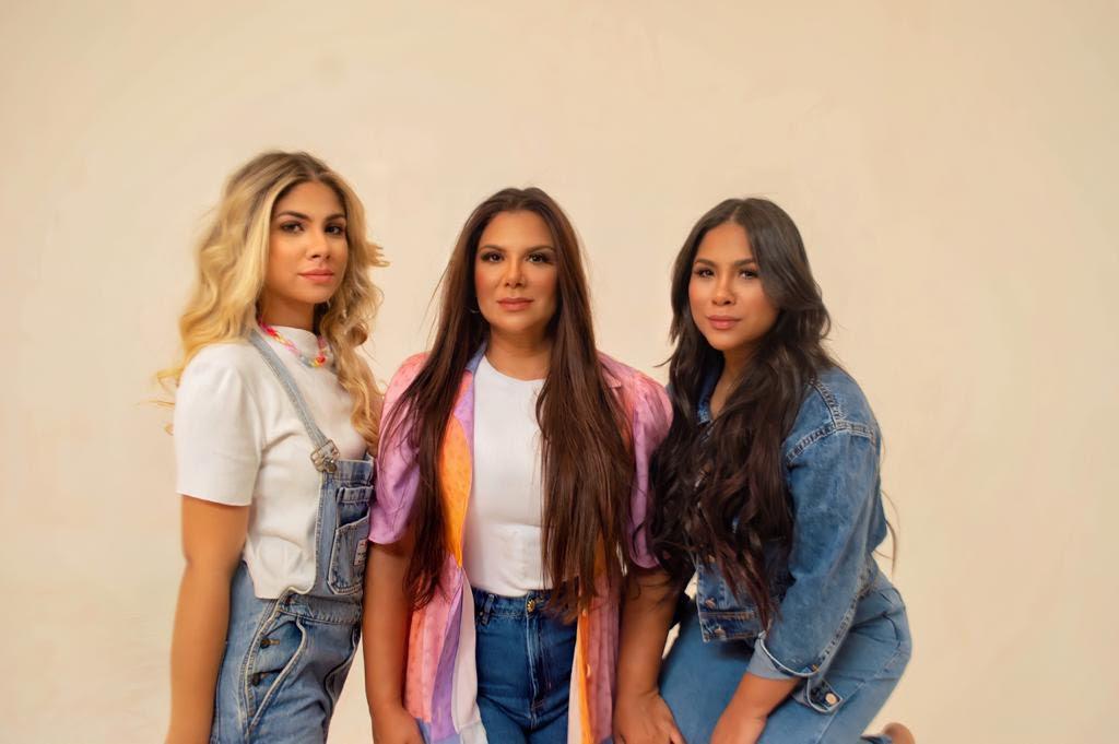 """Kelly Blima canta ao lado das filhas no single """"Sopra Neste Lugar"""" lançado pela Sony Music"""
