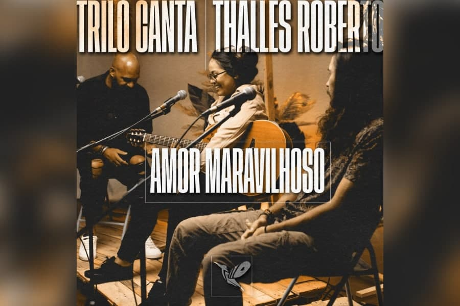 """Grupo Trilo lança o single e clipe de """"Amor Maravilhoso"""""""